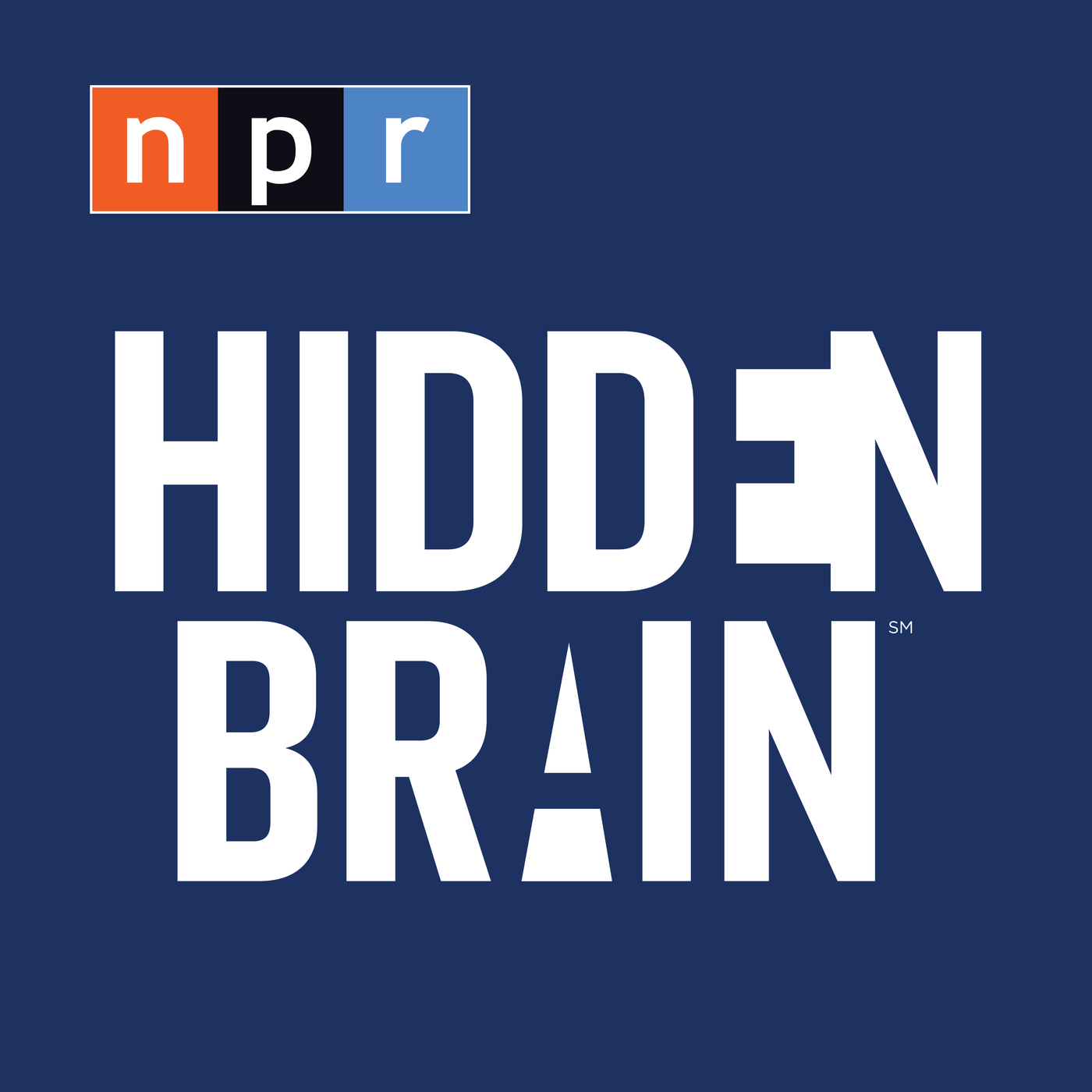 hidden brain icon; podcasts article