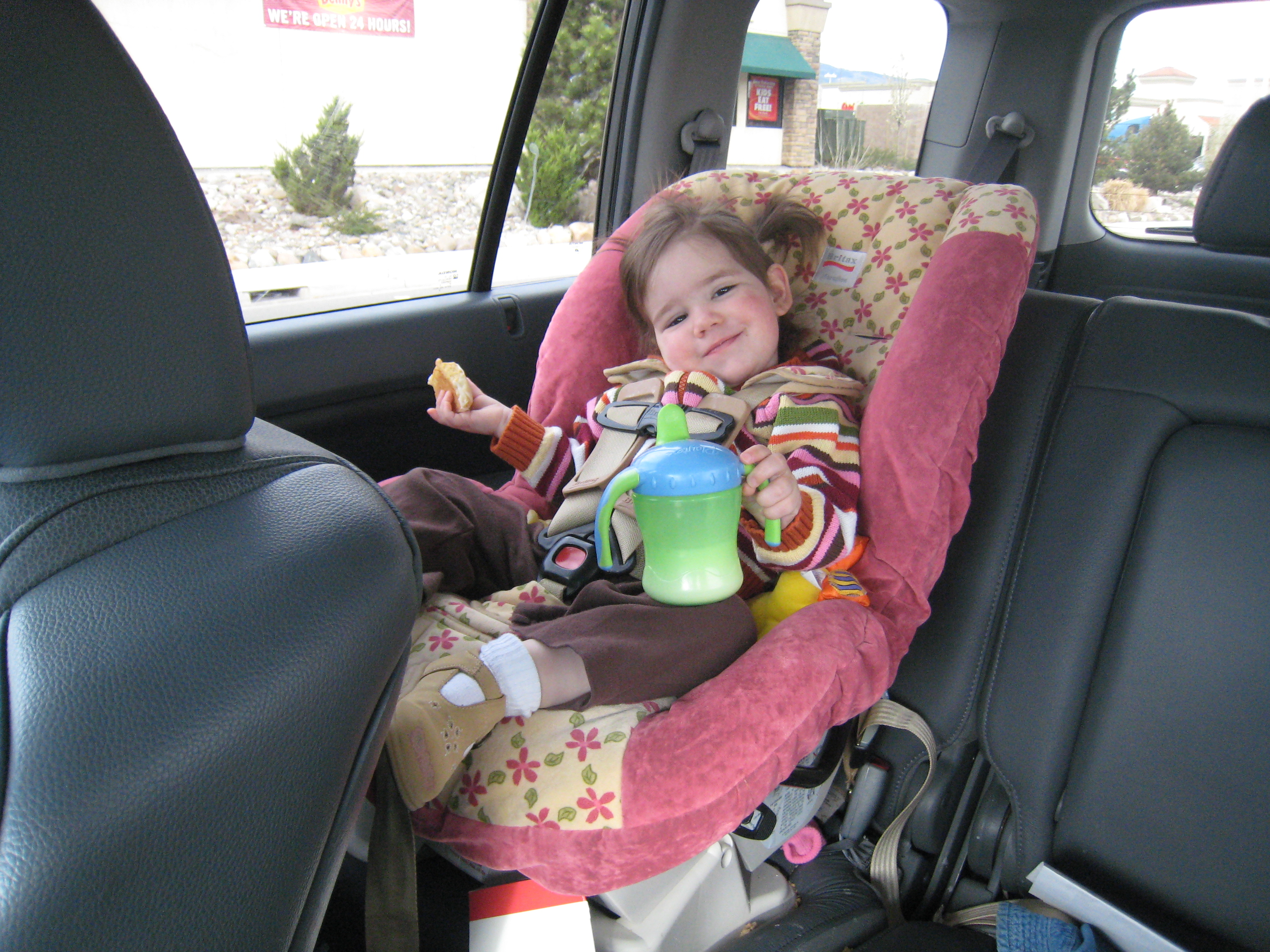 carseat time; podcasts article