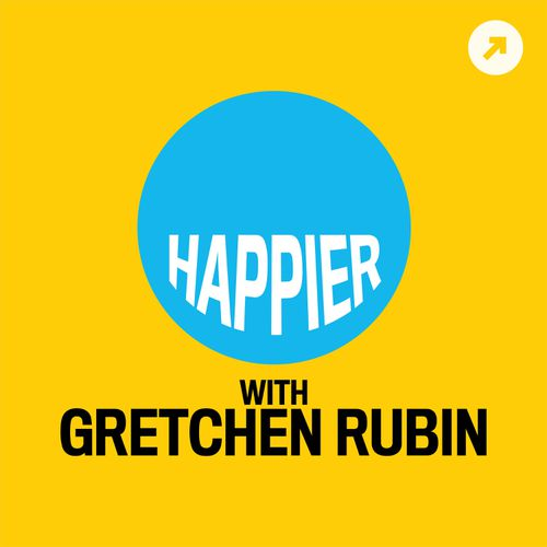 happier icon; podcasts article