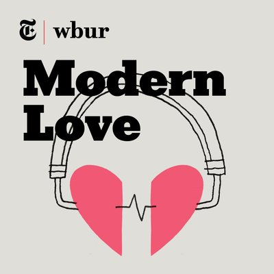 modern love icon; podcasts article
