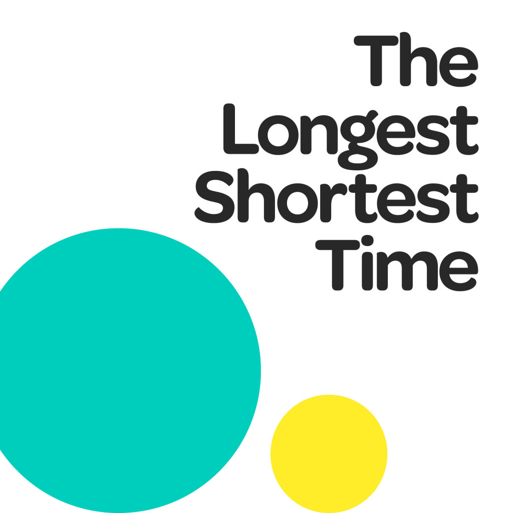 the longest shortest time icon; podcasts article