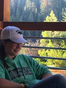 Lake room at family camp
