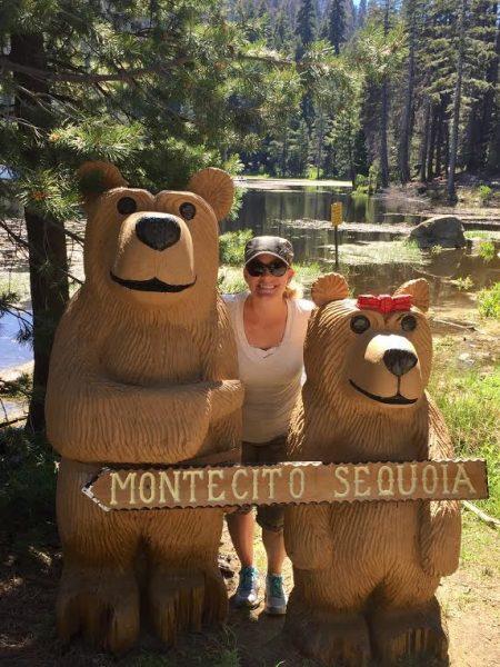 Montecito Sequoia Family Camp Entrance