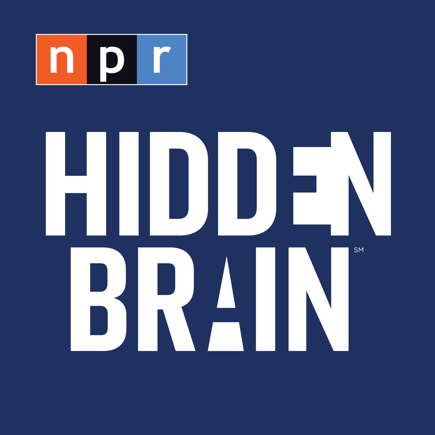 hidden brain icon; tunnel vision article
