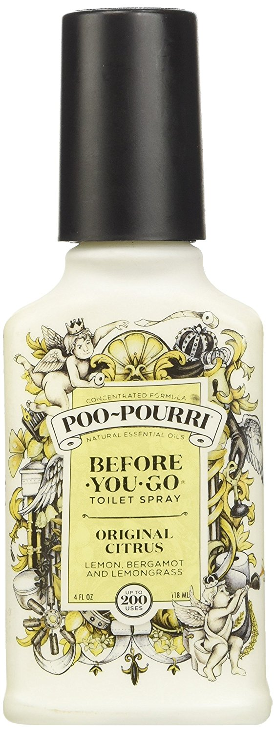 poo-pourri; amazon favorites