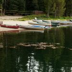 Lake Homavolo at Montecito Sequoia Family Camp