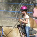 Horseback Riding at Family Camp