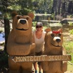 Montecito Sequoia Family Camp Entrance