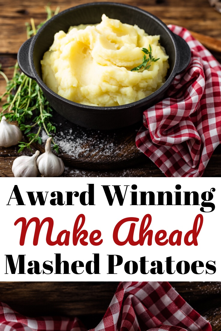 Worlds Best Mashed Potatoes | https:/Cozyclothesblog.com