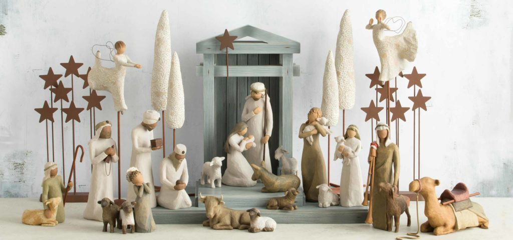 https://cozyclothesblog.com/how-to-give-and-ask-for-something-everyone-will-love!-a-gift-guide/? | Willow Tree Nativity Scene