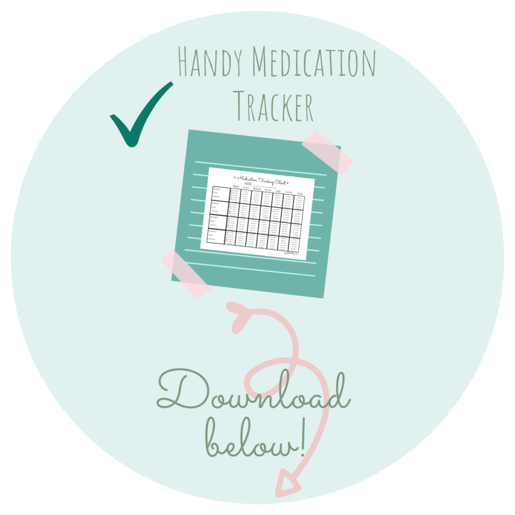Handy Medication Tracker